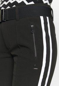 Luhta - HAAPALA - Snow pants - black - 4