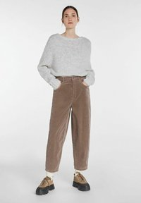 SET - Trousers - fossil - 1