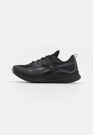 FLOATRIDE ENERGY 3.0 ADVENTURE - Scarpe da trail running - black/pure grey 6/footwear white