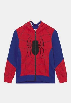 SPIDERMAN - Zip-up sweatshirt - barbados cherry