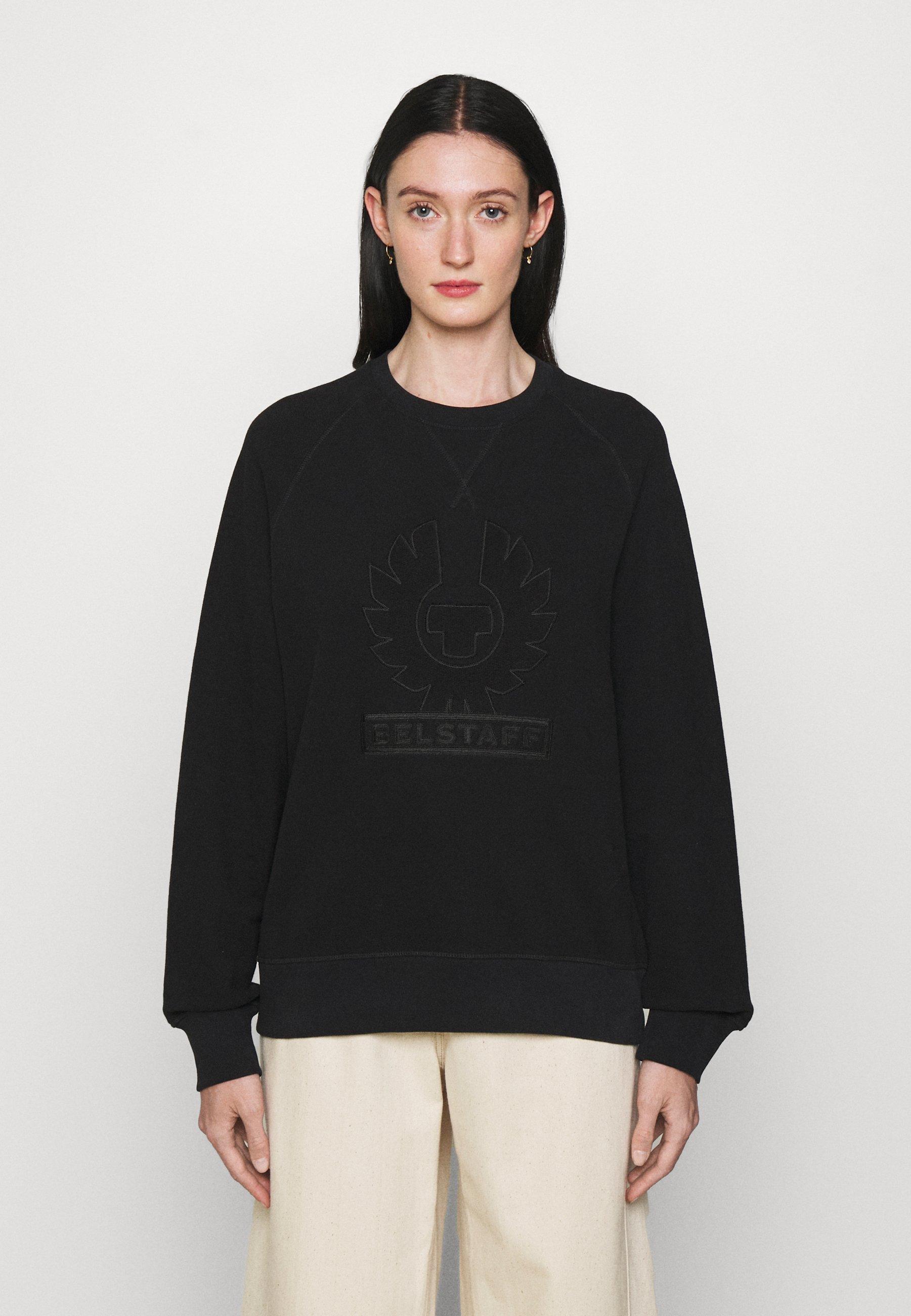 Women PHOENIX LOOP BACK CREW NECK - Sweatshirt