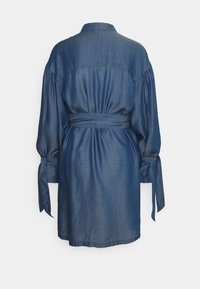 Emporio Armani - Sukienka jeansowa - denim blue - 8