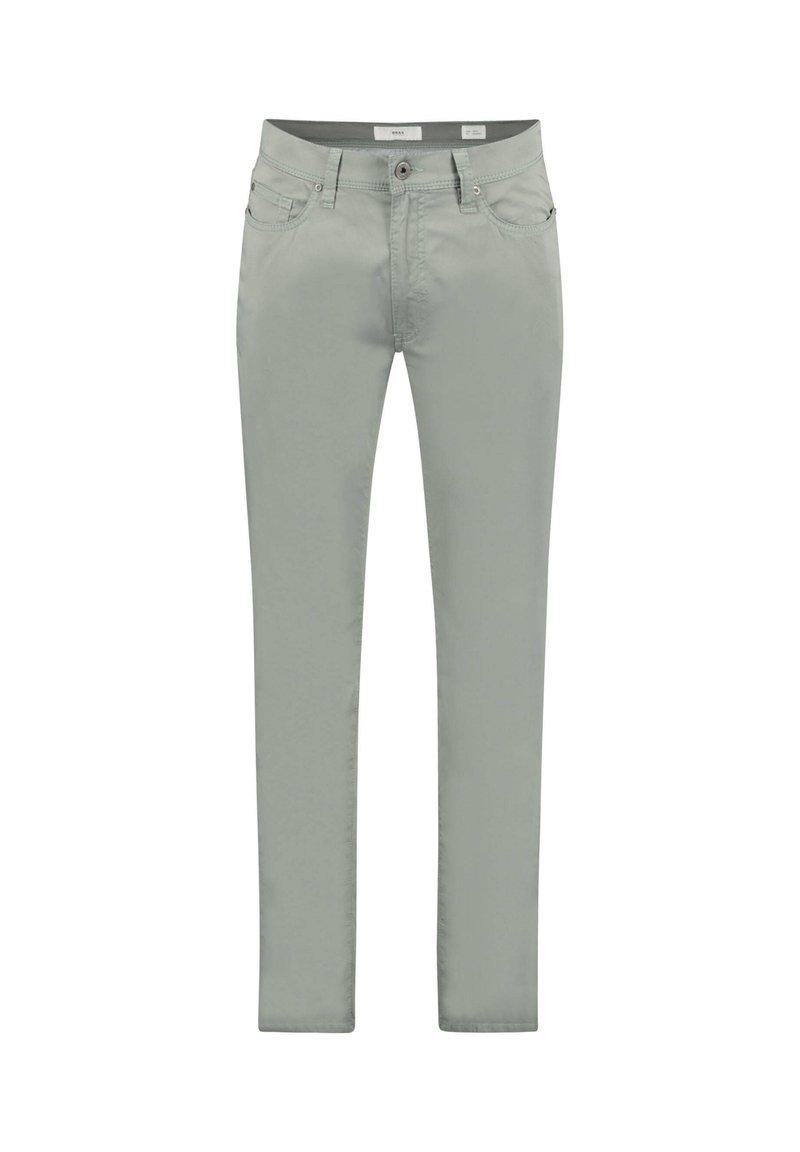 BRAX - STYLE CADIZ - Jeans slim fit - oliv (45)