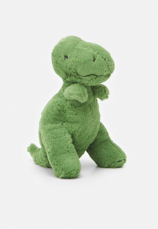 FOSSILLY T REX - Cuddly toy - green