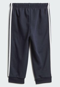 adidas Performance - BADGE OF SPORT FRENCH TERRY JOGGER - Chándal - blue - 4