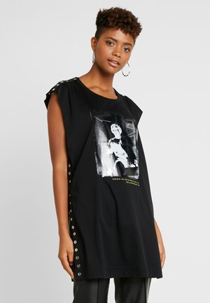 TDESY - T-shirt print - black