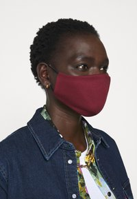 Even&Odd - 3 PACK - Community mask - petrol/red/pink - 1