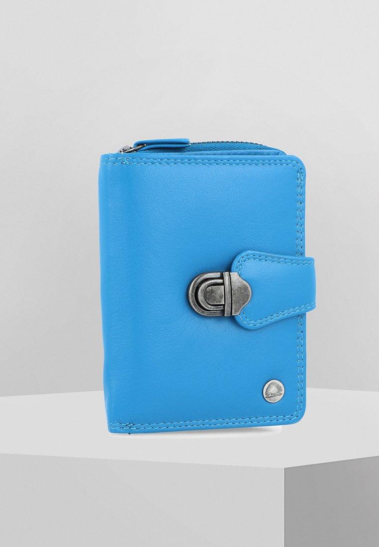 Greenburry - SPONGY  - Wallet - ink blue
