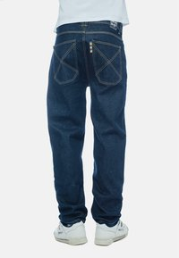 Homeboy - BAGGY - Relaxed fit jeans - indigo - 3