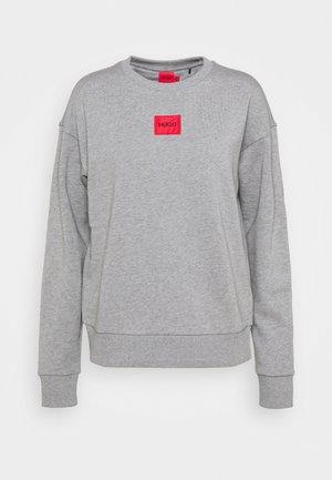 NAKIRA - Sweatshirt - grey melange