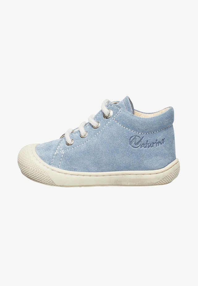 COCOON - Chaussures à lacets - azurblau