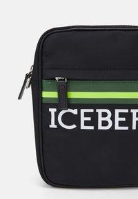 Iceberg - CROSSBODY BAG MOLLY - Across body bag - black - 4