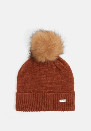 SAMANTHA HAT - Huer - rust
