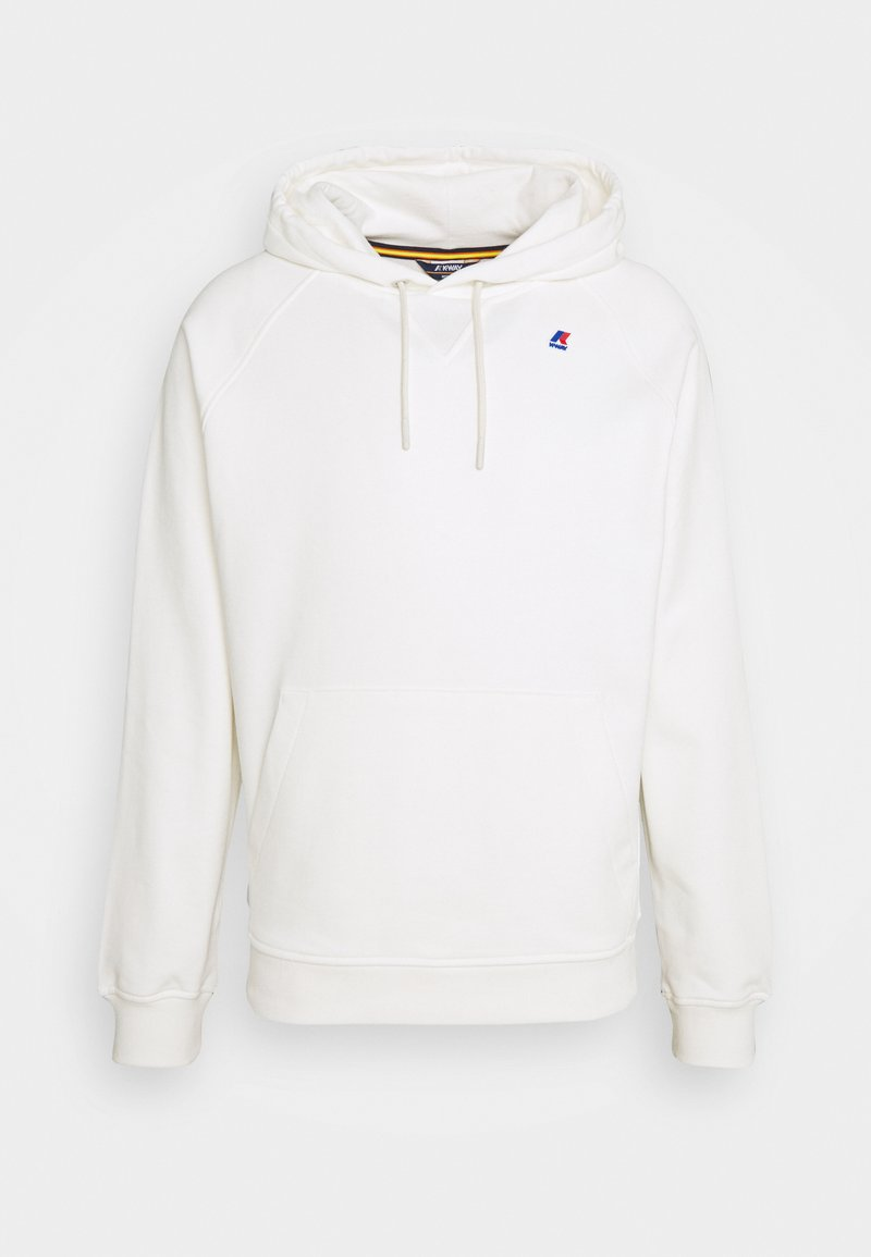 K-Way - ALBAN UNISEX - Sweatshirt - white