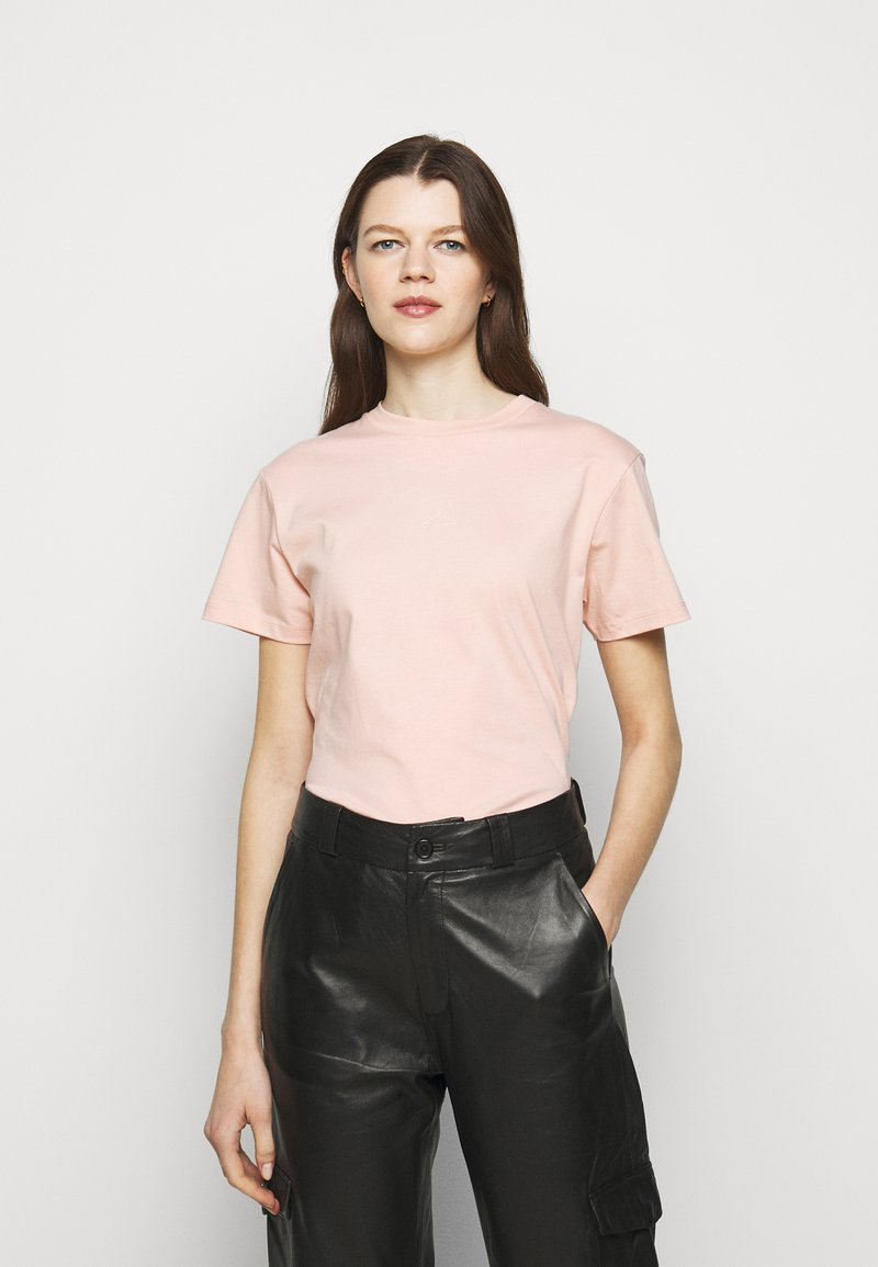 Holzweiler - SUZANA TEE - Print T-shirt - washed pink