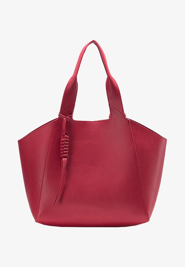 Bolso shopping - red