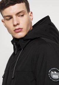 Jack & Jones - CODEXTER  - Light jacket - black - 4
