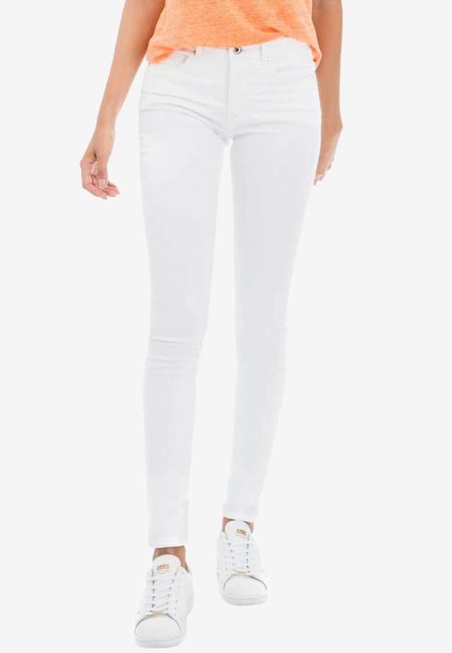 PUSH IN  - Jeans Skinny Fit - white