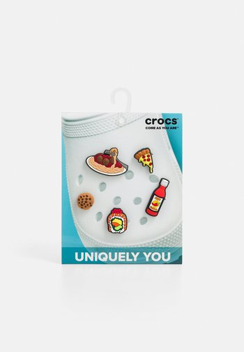 JIBBITZ FOOD PLEASE UNISEX 5 PACK - Otros accesorios - multi-coloured