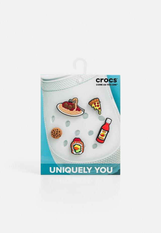 FOOD PLEASE UNISEX 5 PACK - Overige accessoires - multi-coloured