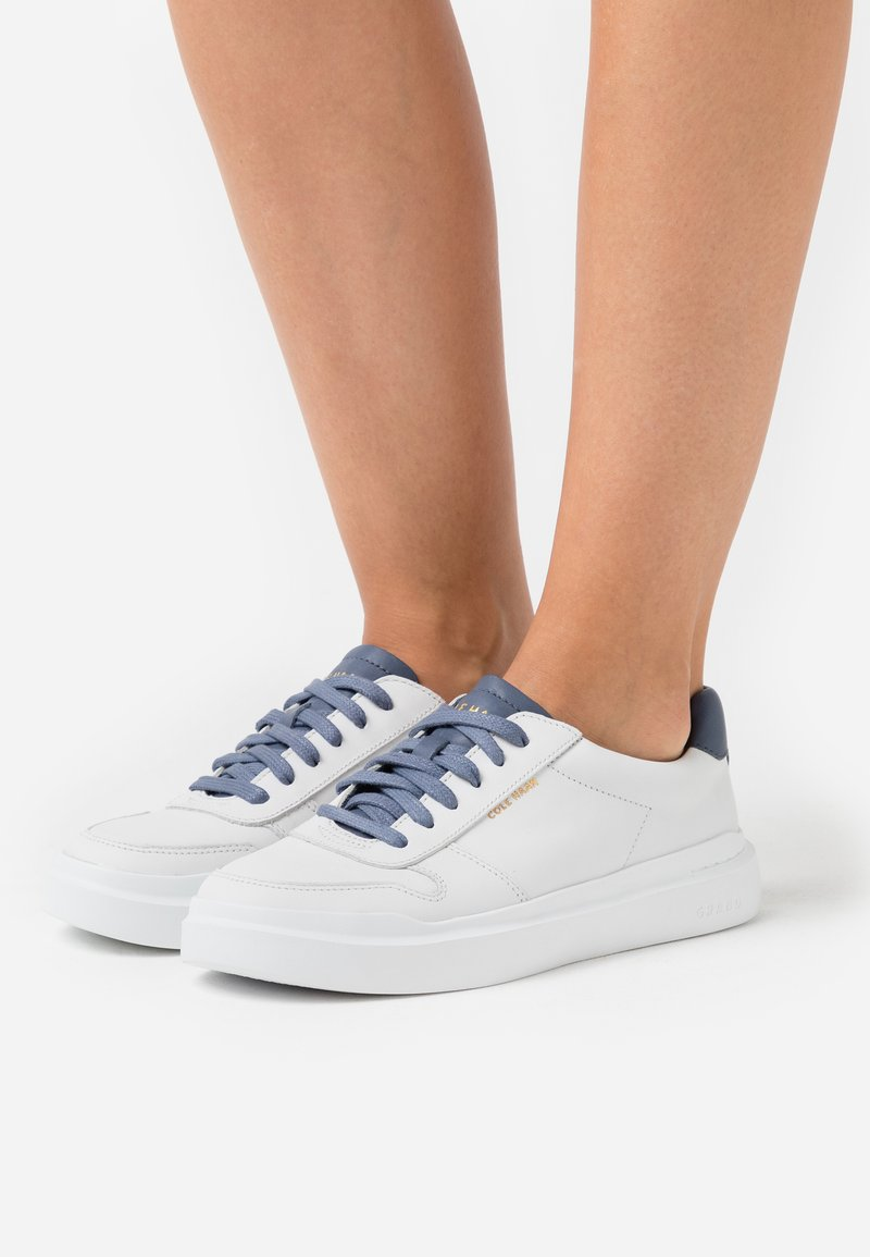 Cole Haan - GRANDPRO RALLY  - Trainers - optic white/vintage blue