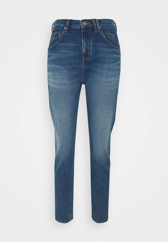 FREJA BOYFRIEND - Jean boyfriend - light blue