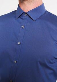 OLYMP - OLYMP NO.6 SUPER SLIM FIT - Koszula biznesowa - rauchblau - 3