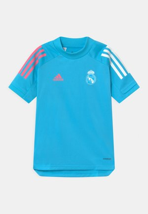 REAL MADRID UNISEX - Club wear - cyan