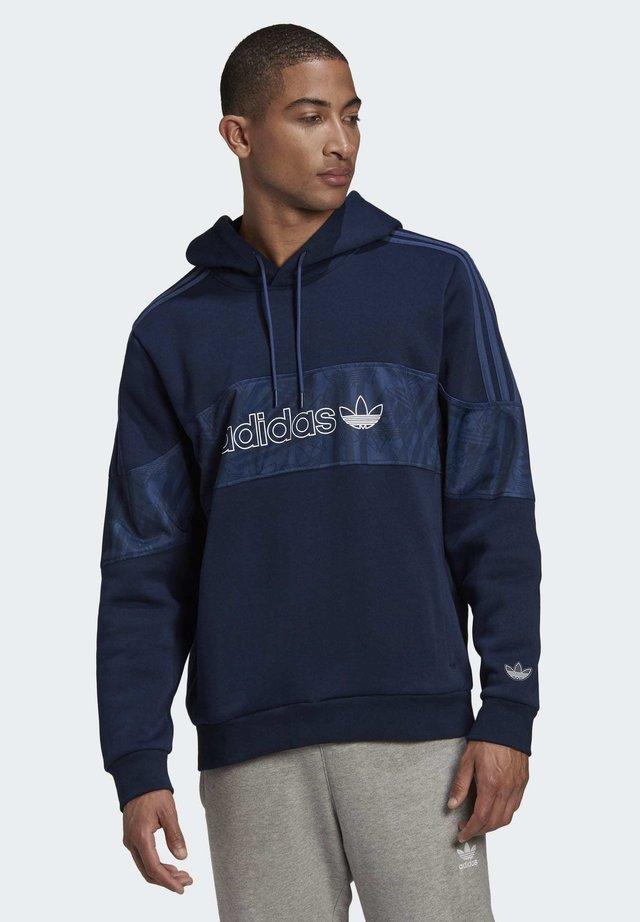 BX-2O HOODIE - Hoodie - blue