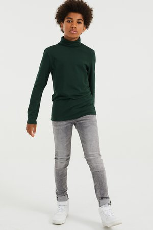 Long sleeved top - греен
