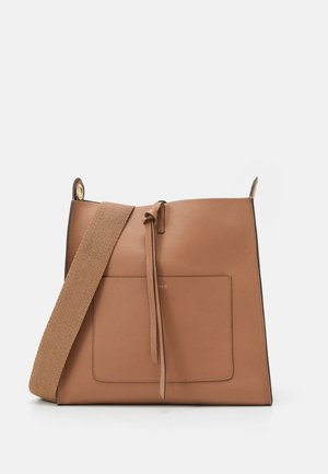 RAQUEL BIG SET - Handbag - camel