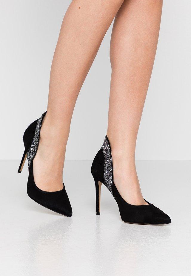 JORDANN - Zapatos altos - noir