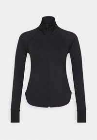 Capezio - RENEWAL WARM UP JACKET - Sportovní bunda - black - 0