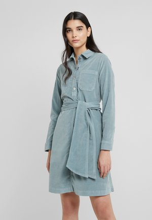 ANNA DRESS - Shirt dress - leaf
