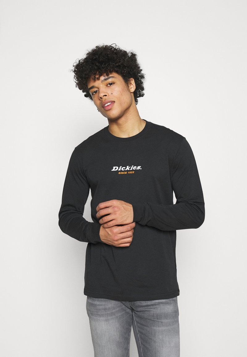 Dickies - CENTRAL TEE - Long sleeved top - black