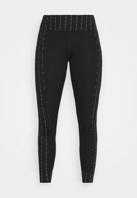 Nike Performance - ONE - Leggings - black/clear - 3