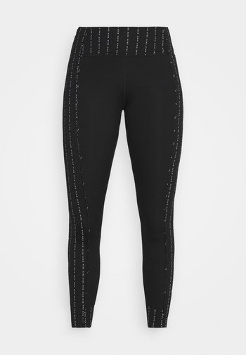 ONE 7/8 - Collant - black/clear