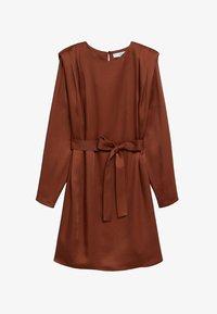 Mango - PADY - Day dress - caramel - 7