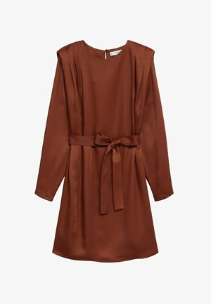PADY - Day dress - caramel