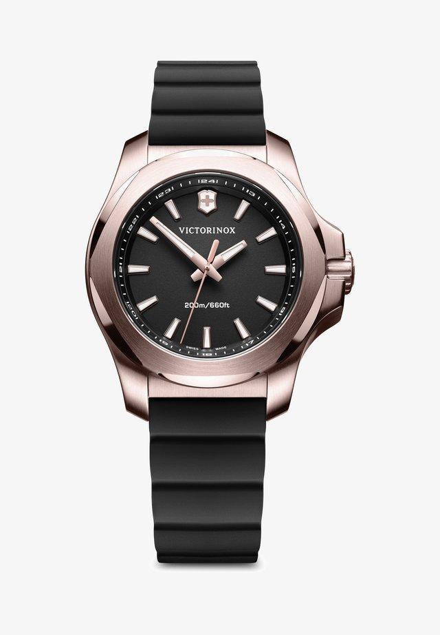 I.N.O.X. V - Montre - black roségold black