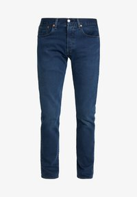 Levi's® - 501® SLIM TAPER - Džíny Slim Fit - ironwood - 4