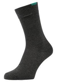 DIM - CHAUSSETTE ECODIM 5 PACK - Ponožky - gris moyen - 3