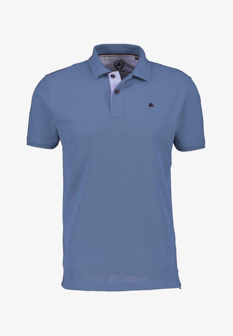 LERROS - COOL & DRY* PIQUÉQUALITÄT - Polo shirt - copenhagen blue