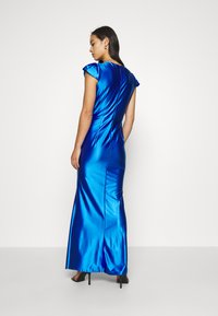 WAL G. - FLARE SLEEVE MAXI DRESS - Occasion wear - electric blue - 2