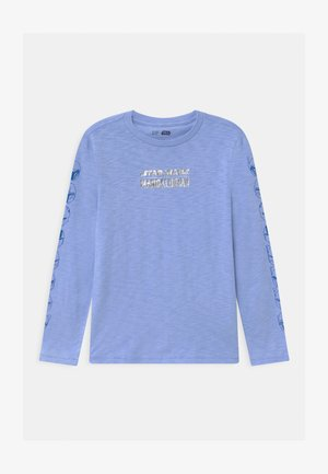 BOY STAR WARS - Long sleeved top - resolution blue