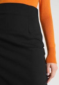 Morgan - Pencil skirt - noir - 4