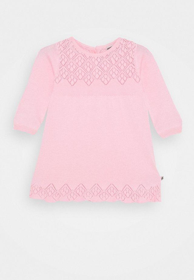 LANGARM CLASSIC GIRLS - Jumper dress - rosa
