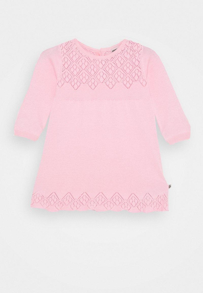 Jacky Baby - LANGARM CLASSIC GIRLS - Robe pull - rosa