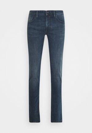 SKINNY CULVER STRETCH - Jeans Skinny Fit - dark stone blue grey denim