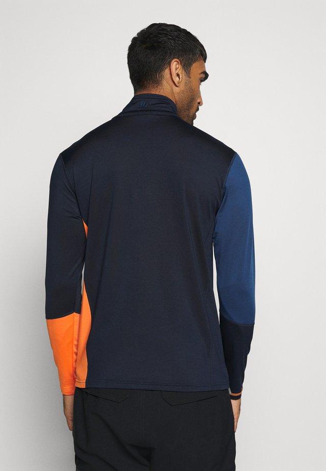 CLUNY - Sweat polaire - dark blue